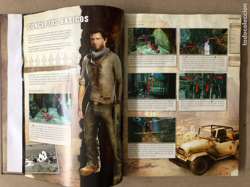 Videojuegos y Consolas PS4: UNCHARTED 3, LA TRAICION DE DRAKE. GUÍA JUEGO PARA PS3 y PS4 (EDICIÓN COLLECTOR). - Foto 4 - 211690714