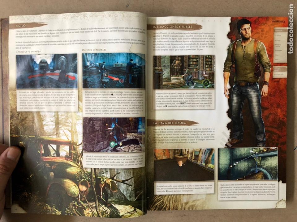 Videojuegos y Consolas PS4: UNCHARTED 3, LA TRAICION DE DRAKE. GUÍA JUEGO PARA PS3 y PS4 (EDICIÓN COLLECTOR). - Foto 5 - 211690714