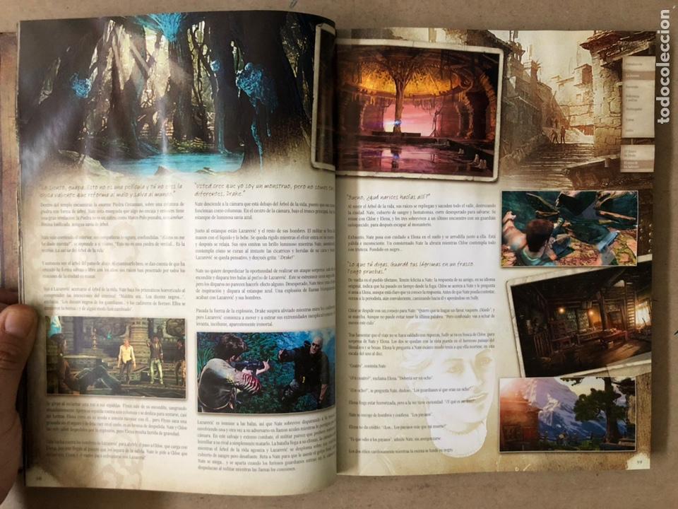 Videojuegos y Consolas PS4: UNCHARTED 3, LA TRAICION DE DRAKE. GUÍA JUEGO PARA PS3 y PS4 (EDICIÓN COLLECTOR). - Foto 6 - 211690714