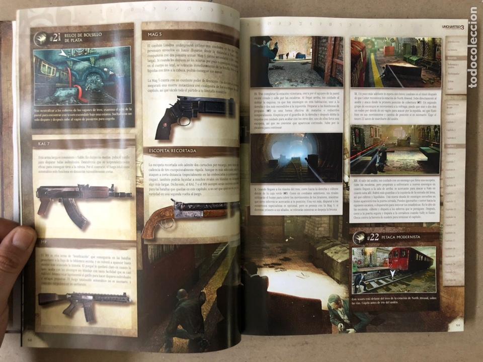 Videojuegos y Consolas PS4: UNCHARTED 3, LA TRAICION DE DRAKE. GUÍA JUEGO PARA PS3 y PS4 (EDICIÓN COLLECTOR). - Foto 7 - 211690714