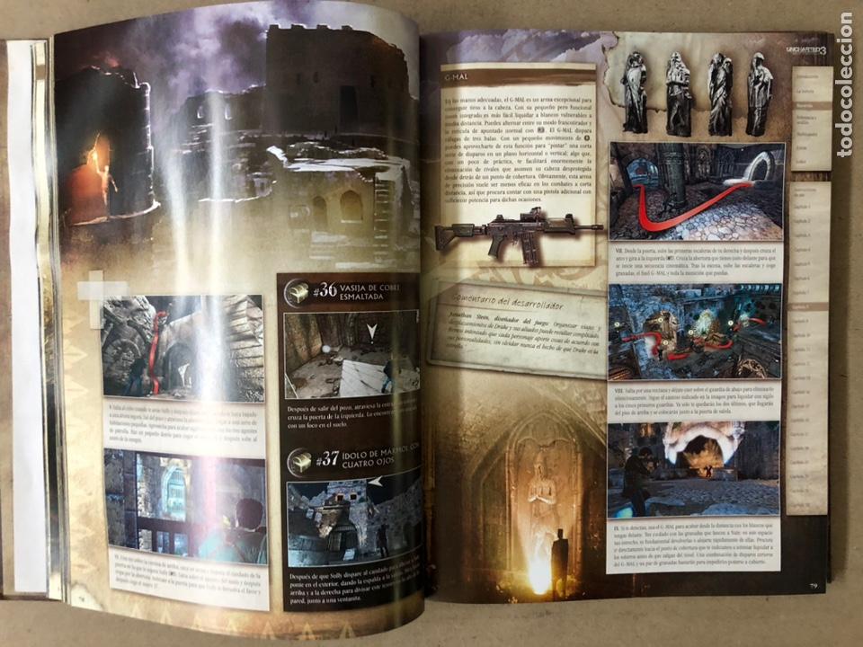 Videojuegos y Consolas PS4: UNCHARTED 3, LA TRAICION DE DRAKE. GUÍA JUEGO PARA PS3 y PS4 (EDICIÓN COLLECTOR). - Foto 8 - 211690714