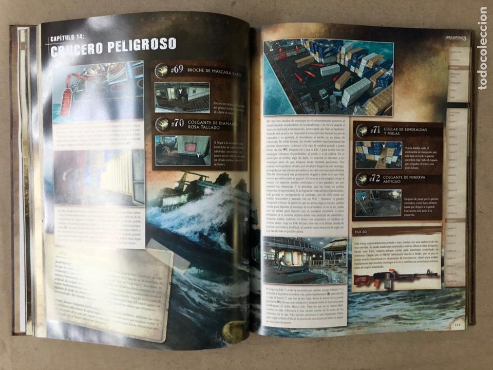 Videojuegos y Consolas PS4: UNCHARTED 3, LA TRAICION DE DRAKE. GUÍA JUEGO PARA PS3 y PS4 (EDICIÓN COLLECTOR). - Foto 9 - 211690714