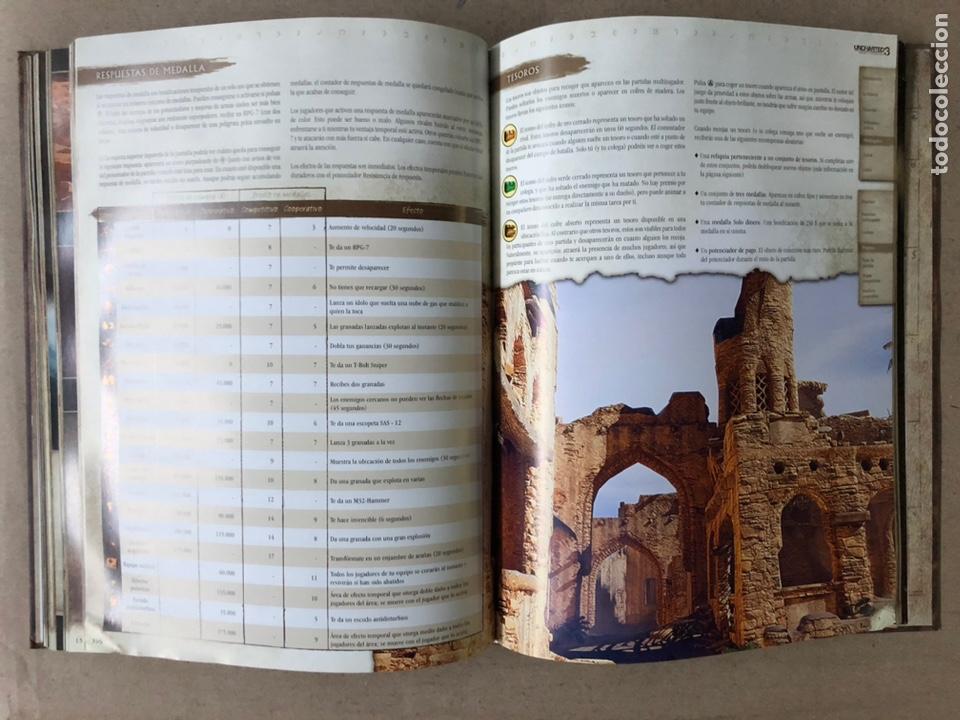 Videojuegos y Consolas PS4: UNCHARTED 3, LA TRAICION DE DRAKE. GUÍA JUEGO PARA PS3 y PS4 (EDICIÓN COLLECTOR). - Foto 11 - 211690714