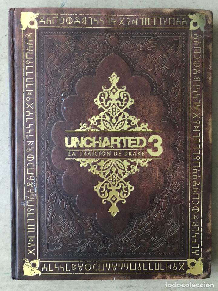 UNCHARTED 3, LA TRAICION DE DRAKE. GUÍA JUEGO PARA PS3 Y PS4 (EDICIÓN COLLECTOR). (Juguetes - Videojuegos y Consolas - Sony - PS4)