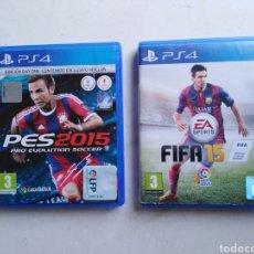 Videojuegos y Consolas PS4: LOTE DE 2 JUEGOS PS4 ( VARIOS ). Lote 213540672