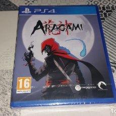 Videojuegos y Consolas PS4: ARAGAMI PS4 PAL ESPAÑA PRECINTADO. Lote 269773113