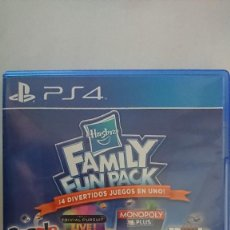 Videojuegos y Consolas PS4: HASBRO FAMILY FUN BACK PS4 PAL ESPAÑA. Lote 214251532