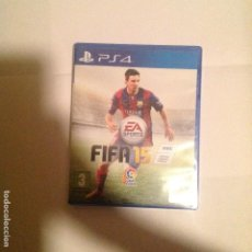Videojuegos y Consolas PS4: PS4 -FIFA 15-. Lote 215674926