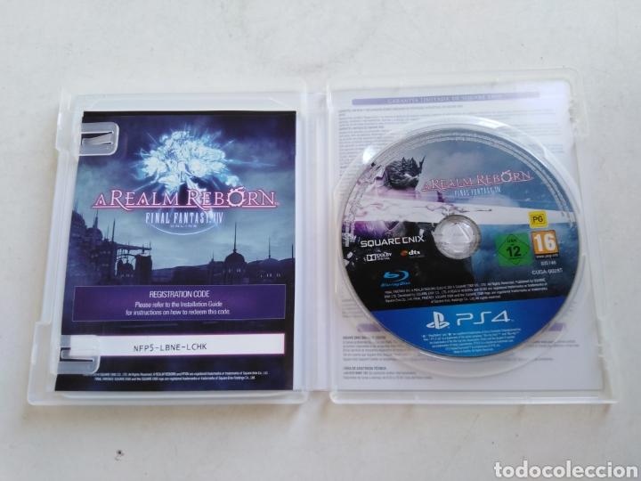 Videojuegos y Consolas PS4: Ps4 a Realm Reborn final fantasy XIV - Foto 3 - 216884713