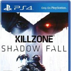 Videojuegos y Consolas PS4: PS4 KILLZONE SHADOW FALL (EDICION ESPAÑOLA). Lote 217269202