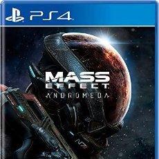 Videojuegos y Consolas PS4: PS4 MASS EFFECT ANDROMEDA (EDICION ESPAÑOLA). Lote 217273210