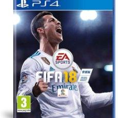 Videojuegos y Consolas PS4: PS4 FIFA 18 (EDICION ESPAÑOLA). Lote 217609232