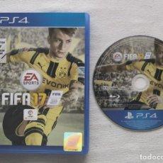 Videojuegos y Consolas PS4: JUEGO PS4 FIFA 17. Lote 217775641