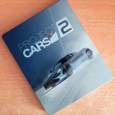 Videojuegos y Consolas PS4: PS4 PROJECT CARS 2 (EDICIÓN METÁLICA STEELBOOK). Lote 217776072