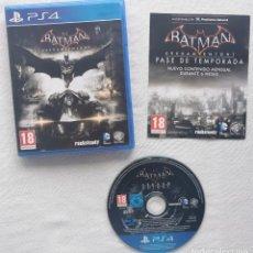 Videojuegos y Consolas PS4: JUEGO PS4 BATMAN ARKHAM KNIGHT. Lote 217777828