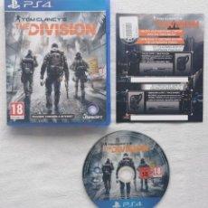 Videojuegos y Consolas PS4: JUEGO PS4 TOM CLANCY'S THE DIVISION. Lote 217778390