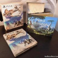 Videojuegos y Consolas PS4: PS4 HORIZON ZERO DAWN (EDICION LIMITADA)EDICION ESPAÑOLA. Lote 217845425
