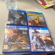 Videojuegos y Consolas PS4: LOTE DE 4 JUEGOS PLAYSTATION 4 . ESTÁN EN BUEN ESTADO. VER FOTOS. Lote 217923253