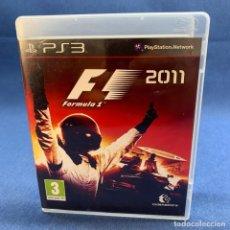 Videojuegos y Consolas PS4: VIDEOJUEGO - PLAYSTATION 3 - PS3 - FÓRMULA 1 - F1 2011 + CAJA. Lote 218029888