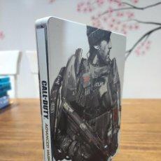 Videojuegos y Consolas PS4: CALL OF DUTY ADVANCED WARFARE CAJA METALICA. Lote 218264965