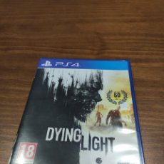 Videojuegos y Consolas PS4: DYING LIGHT PS4. Lote 218265016