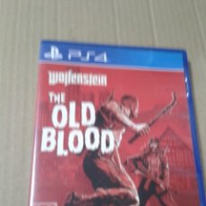 Videojuegos y Consolas PS4: WOLFENSTEIN: THE OLD BLOOD. PS4. Lote 218521143