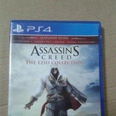 Videojuegos y Consolas PS4: ASSASSINS CREED THE EZIO COLLECTION. PS4. Lote 218634578