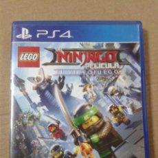 Videojuegos y Consolas PS4: LEGO NINJAGO. PS4. Lote 218635317