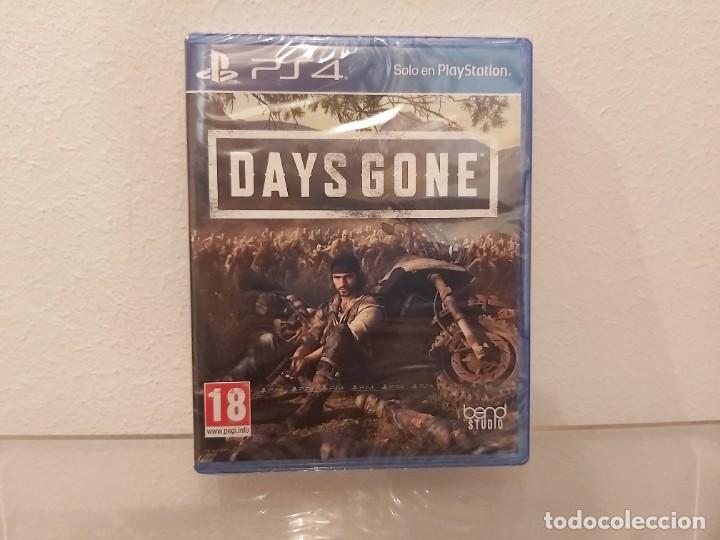 DAYS GONE - VIDEOJUEGO PS4 A ESTRENAR (PAL ESP) (Juguetes - Videojuegos y Consolas - Sony - PS4)
