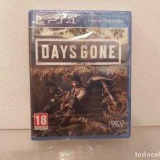 Videojuegos y Consolas PS4: DAYS GONE - VIDEOJUEGO PS4 A ESTRENAR (PAL ESP). Lote 218724572