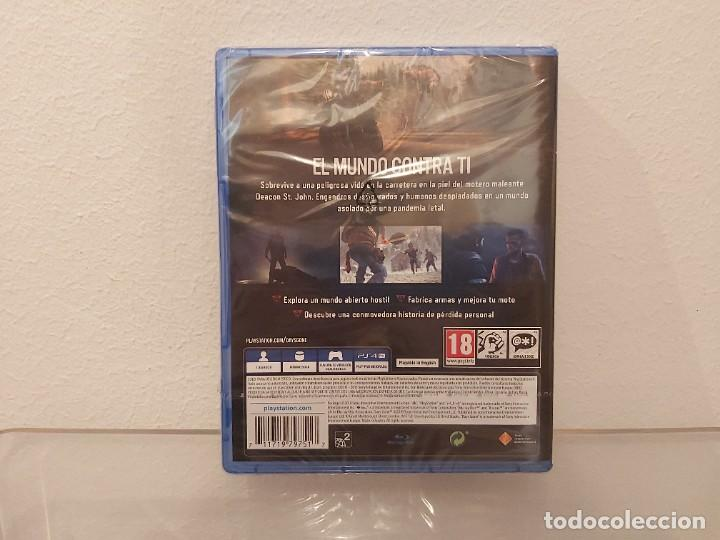 Videojuegos y Consolas PS4: Days Gone - VIDEOJUEGO PS4 A ESTRENAR (PAL ESP) - Foto 2 - 218724572