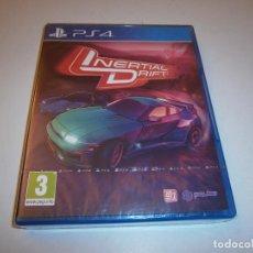 Videojuegos y Consolas PS4: INERTIAL DRIFT PLAYSTATION 4 PAL ESPAÑA NUEVO PRECINTADO. Lote 218752135