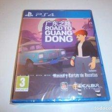 Videojuegos y Consolas PS4: ROAD TO GUANGDONG PLAYSTATION 4 PAL ESPAÑA NUEVO PRECINTADO. Lote 218752165