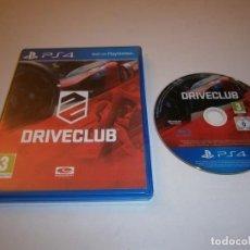 Videojuegos y Consolas PS4: DRIVECLUB PLAYSTATION 4 PAL ESPAÑA. Lote 218752240