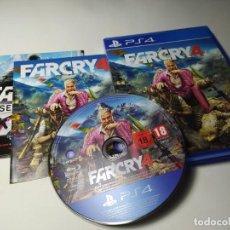 Videojuegos y Consolas PS4: FAR CRY 4 ( PLAYSTATION 4 - PS4 - PAL - ESP). Lote 220638770