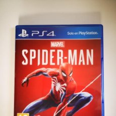 Videojuegos y Consolas PS4: MARVEL'S SPIDER-MAN PLAYSTATION 4. Lote 221096697