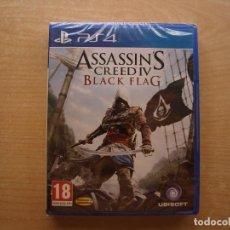 Videojuegos y Consolas PS4: ASSASSIN'S CREED IV BLACK FLAG - PS4 - PRECINTADO - SIN USAR. Lote 221342565