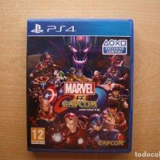 Videojuegos y Consolas PS4: MARVEL VS. CAPCOM INFINITE - PS4 - NUEVO. Lote 221343263
