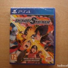 Videojuegos y Consolas PS4: NARUTO TO BORUTO SHINOBI STRIKER - PS4 - PRECINTADO - SIN USAR. Lote 221343481