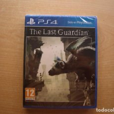 Videojuegos y Consolas PS4: THE LAST GUARDIAN - PS4 - PRECINTADO - SIN USAR. Lote 221343871