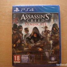 Videojuegos y Consolas PS4: ASSASSIN'S CREED SYNDICATE - PS4 - PRECINTADO - SIN USAR. Lote 221364455