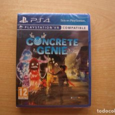 Videojuegos y Consolas PS4: CONCRETE GENIE - PS4 - PRECINTADO - SIN USAR. Lote 221365642