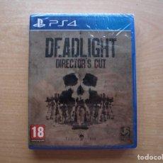 Videojuegos y Consolas PS4: DEADLIGHT DIRECTOR'S CUT - PS4 - PRECINTADO - SIN USAR. Lote 221366133
