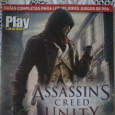Videojuegos y Consolas PS4: GUÍA COMPLETA DEL JUEGO ASSASSINS CREED: UNITY, PS4. Lote 221388158