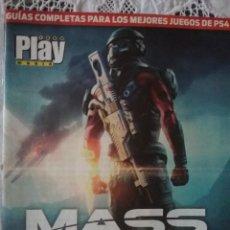 Videojuegos y Consolas PS4: GUÍA COMPLETA DEL JUEGO MASS EFFECT: ANDRÓMEDA, PS4. Lote 221392361