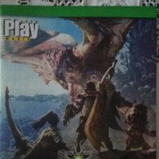 Videojuegos y Consolas PS4: GUÍA COMPLETA DEL JUEGO MONSTER HUNTER WORLD, PS4. Lote 221392547