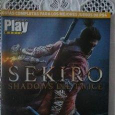 Videojuegos y Consolas PS4: GUÍA COMPLETA DEL JUEGO SEKIRO: SHADOWS DIE TWICE, PS4. Lote 221393398