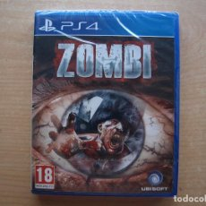 Videojuegos y Consolas PS4: ZOMBI - PS4 - PRECINTADO - SIN USAR. Lote 221411290