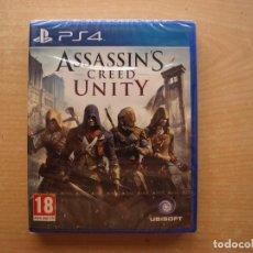 Videojuegos y Consolas PS4: ASSASSIN'S CREED UNITY - PRECINTADO - SIN USAR. Lote 221411782