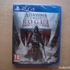 Videojuegos y Consolas PS4: ASSASSIN'S CREED ROGUE REMASTERED - PRECINTADO - SIN USAR. Lote 221411906